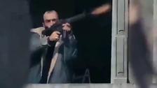 ایران کی پروپیگنڈا ویڈیو میں فن کار اہلکار امریکی صدر ٹرمپ کو کیسے مار رہے ہیں؟
