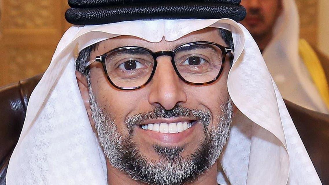 UAE Energy Minister Suhail al-Mazrouei. (File photo: AFP)