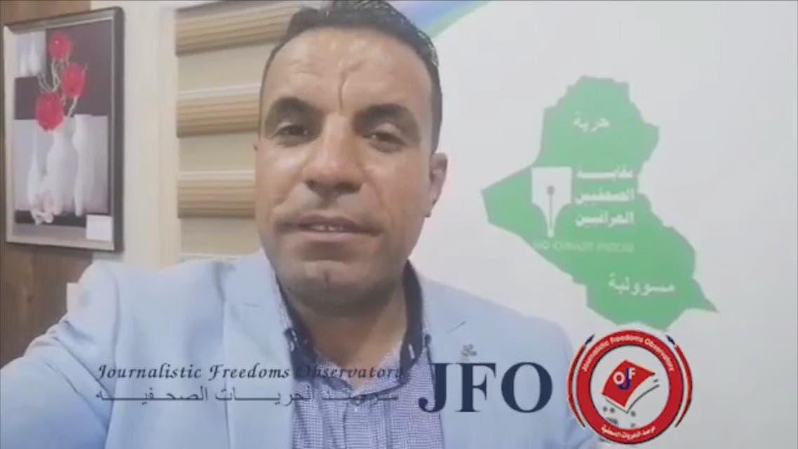 THUMBNAIL_ أحمد عبد الصمد: الصحفيون والنشطاء يعانون تضييقات من السلطات