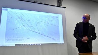 بالخرائط.. أوكرانيا تنفي رواية إيران بانحراف الطائرة