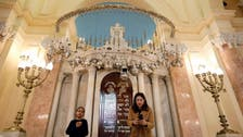 Restored synagogue heralds new chapter for Egypt's Jews