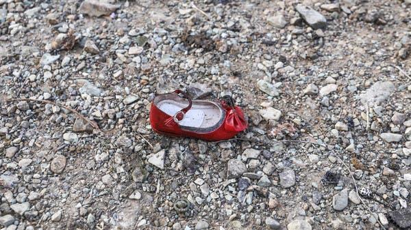 """صاحبة الحذاء الأحمر.. أصغر ضحية على متن """"الأوكرانية"""""""