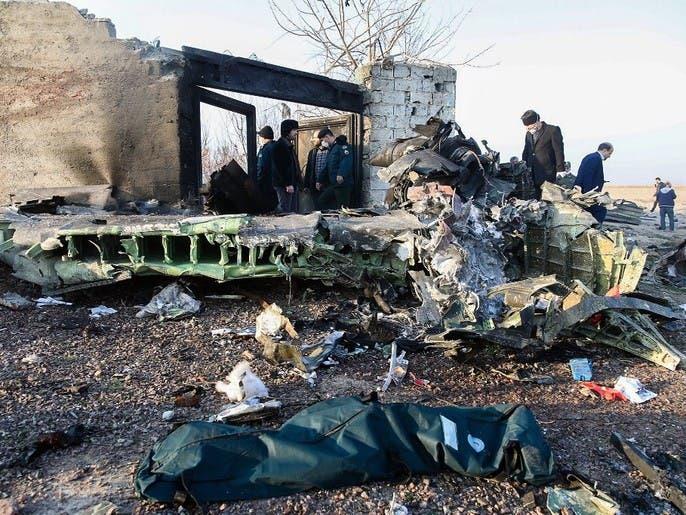 أدلة جديدة حول إسقاط الطائرة الأوكرانية بصاروخين للحرس الثوري