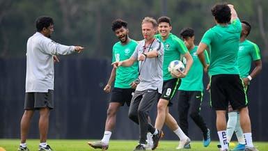 الأولمبي السعودي يواجه قطر وعينه على ربع نهائي كأس آسيا