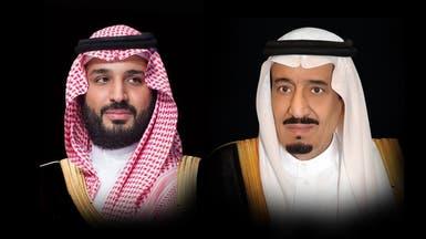 الملك سلمان وولي العهد يعزيان السيسي بوفاة مبارك