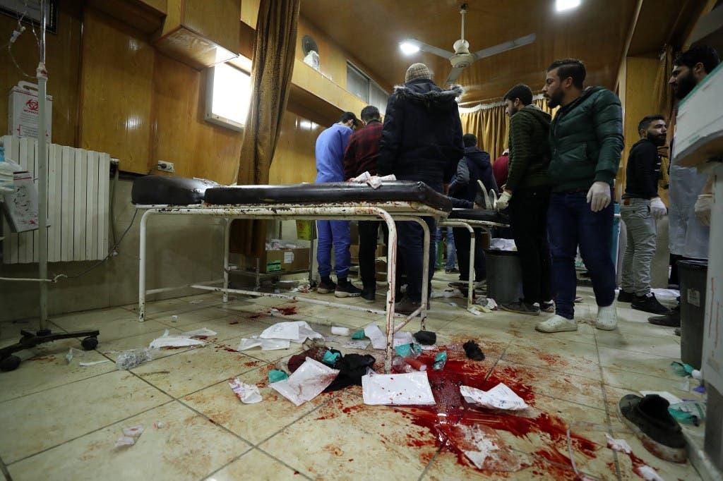 من مدينة إدلب 11 يناير 2020