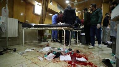 النظام السوري يقصف إدلب.. ومقتل 18