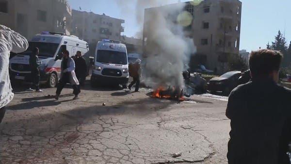 دمشق تخرق هدنة إدلب وموسكو تضع النازحين بين نارين
