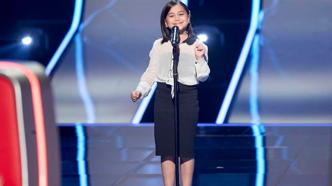 MBC MASR - the Voice Kids S3- Blind 2- Assi Al Hallani team- Azhar  Issam