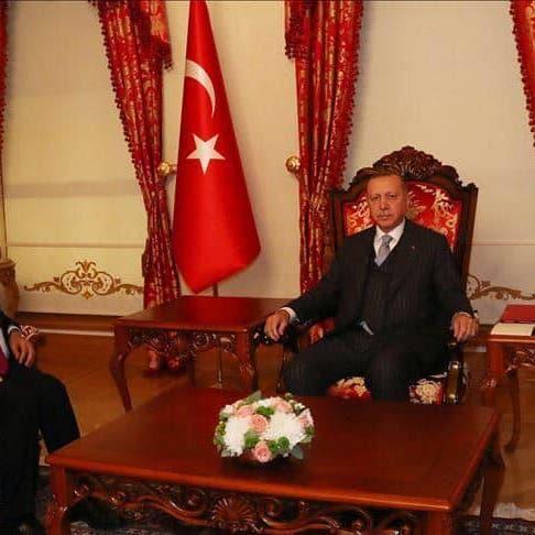اجتماع غامض بين أردوغان والغنوشي.. وتحركات برلمانية لسحب الثقة