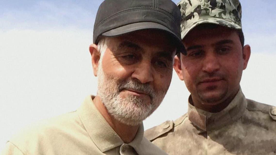 THUMBNAIL_ ميليشيات إيران خانت سليماني وشاركت بعملية قتله