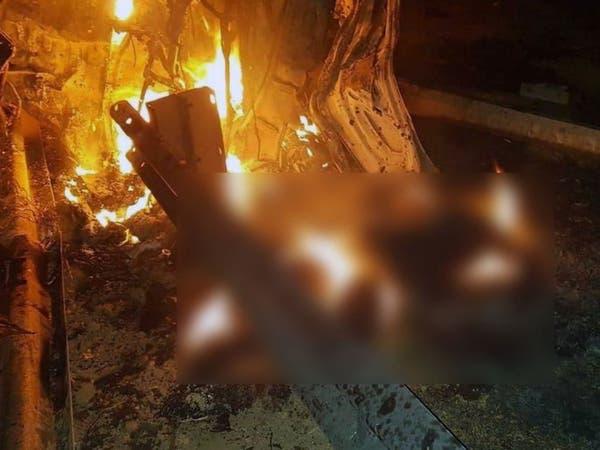 صور التقطتها قوات أميركية خاصة عقب مقتل سليماني بدقيقة