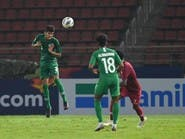 المنتخب السعودي الأولمبي يتعادل سلبياً مع قطر