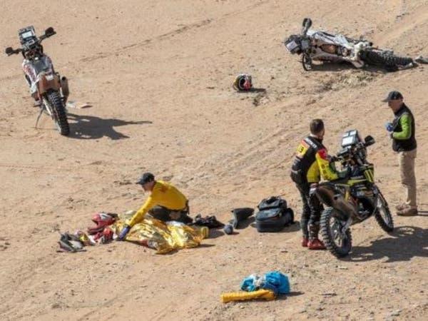 البرتغالي جونسالفيس يلقى مصرعه إثر حادث في رالي داكار