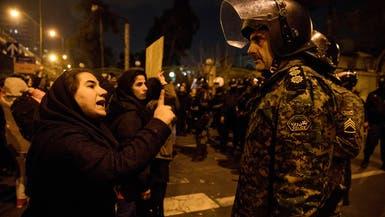 """برلين: التظاهرات في إيران يجب أن تجري """"بدون قيود"""""""