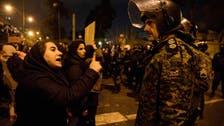 انتشار أمني مكثف وسط طهران.. والشرطة: الوضع على ما يرام