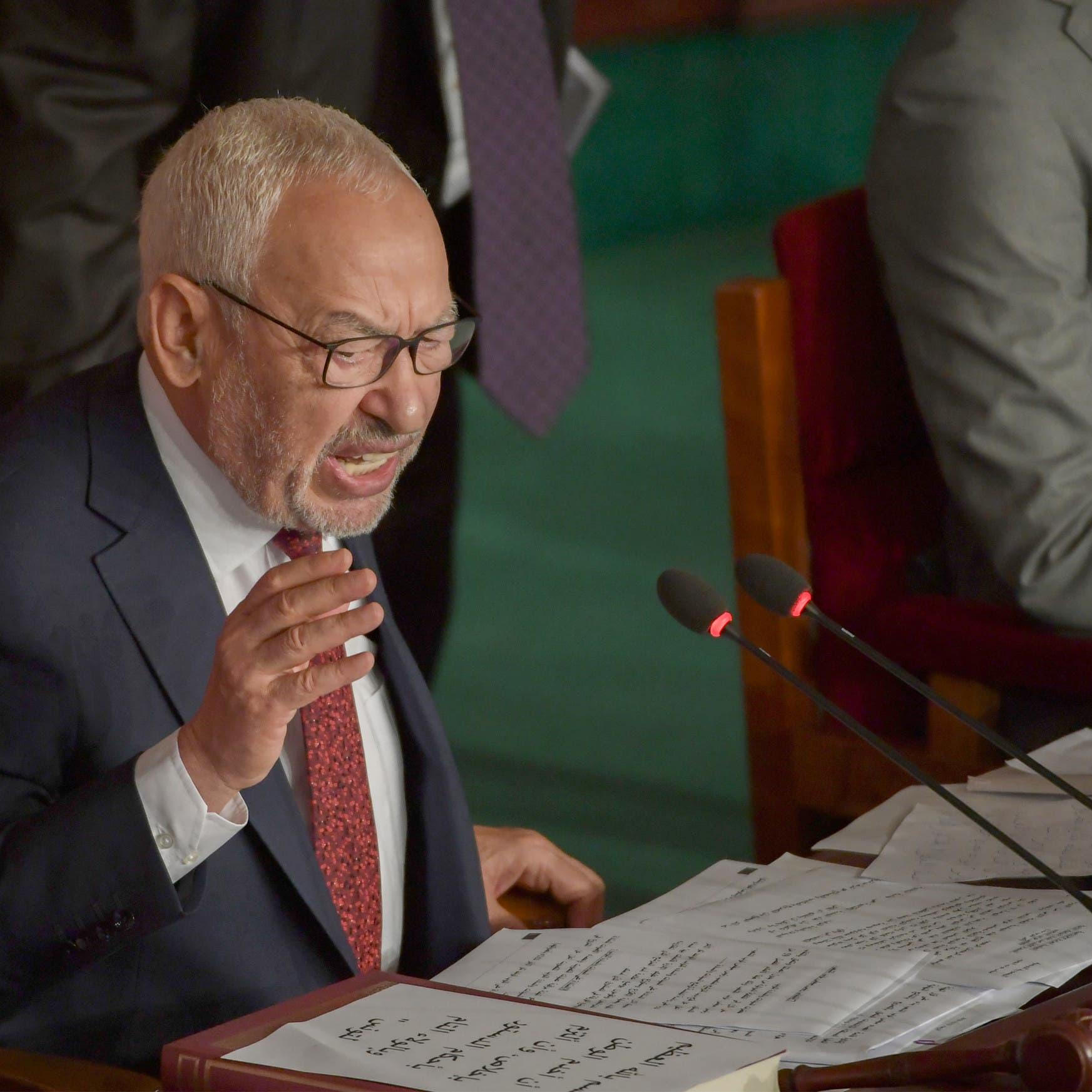 كتلة نيابية في تونس: رئاسة الغنوشي للبرلمان تخلق مشاكل