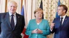 حالیہ واقعات میں ایرانی تخریبی کردار کھل کر سامنے آیا:فرانس، برطانیہ، جرمنی
