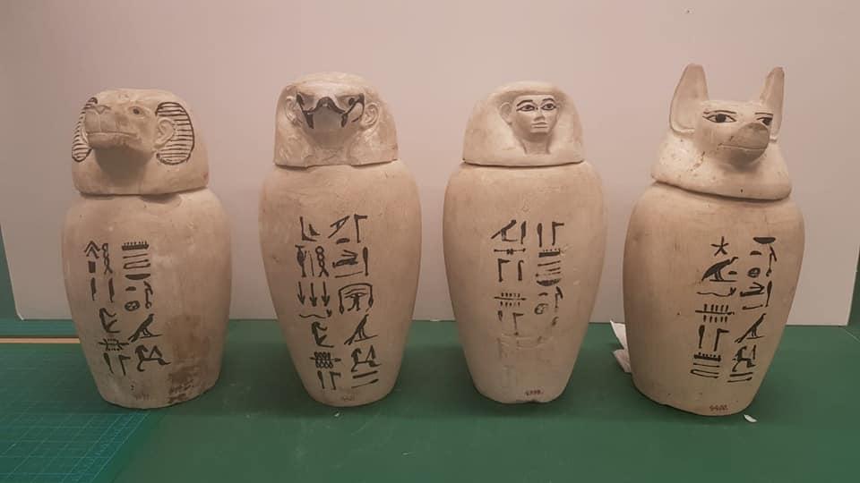آثار مصرية (تعبيرية)