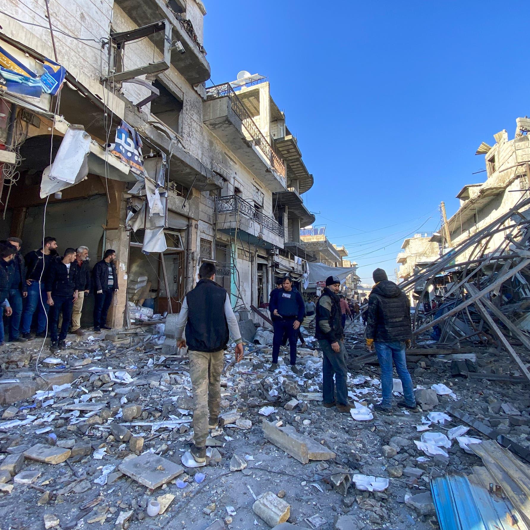 روسيا تعلن عن فتح 3 نقاط جديدة لإجلاء المدنيين عن إدلب