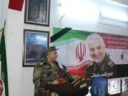 معقل آل الأسد لم يذرف دموعه على قاسم سليماني