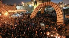 Iran sentences three Kurdish citizens to prison for burning Soleimani banner