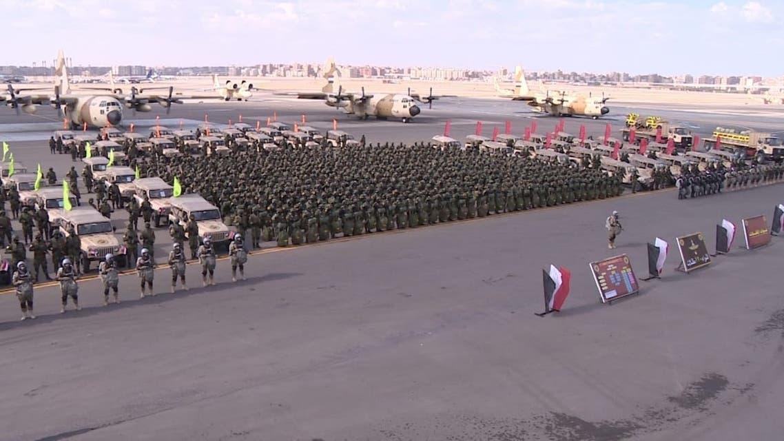 قوات من الجيش المصري - مصر جيش