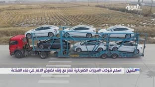 أسهم السيارات الكهربائية بالصين تصعد بعد وقف تقليص الدعم