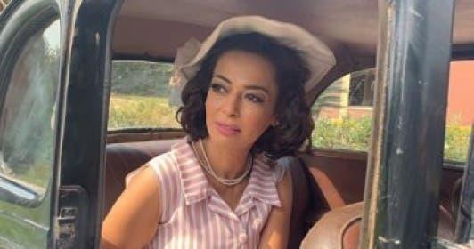 داليا مصطفى في مسلسل حواديت الشانزيليزيه
