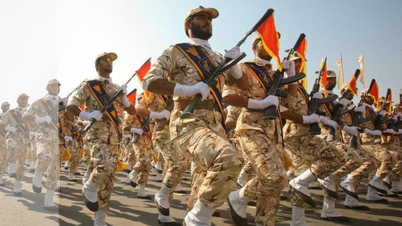 ناصر من الحرس الثوري الإيراني