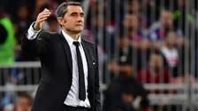 Barcelona sack coach Valverde, appoint Setien till June 2022
