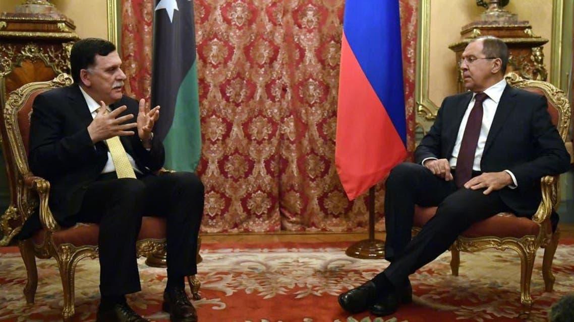 Libiya and Russia
