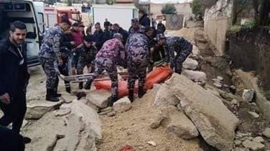 مصرع 3 مصريين في انهيار سور مدرسة بالأردن