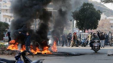 قطع طرقات في لبنان.. وعون: عراقيل حالت دون تشكيل الحكومة