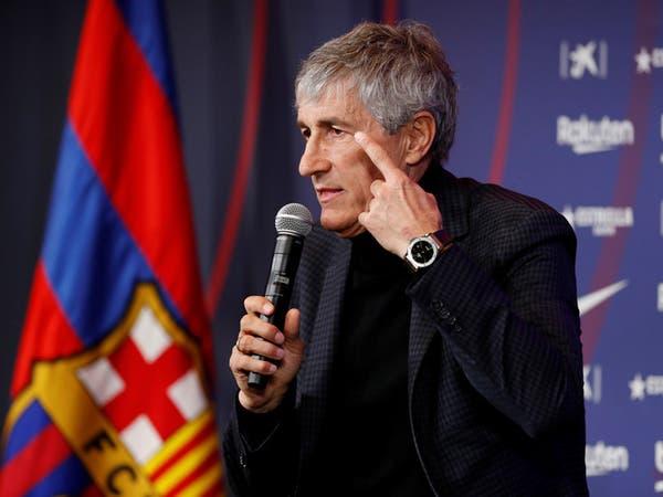 سيتيين: سأعمل على تغيير أشياء صغيرة في برشلونة