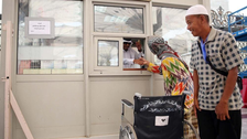 حرمِ مکی کے زائرین کے لیے 2000 مفت وہیل چیئرز