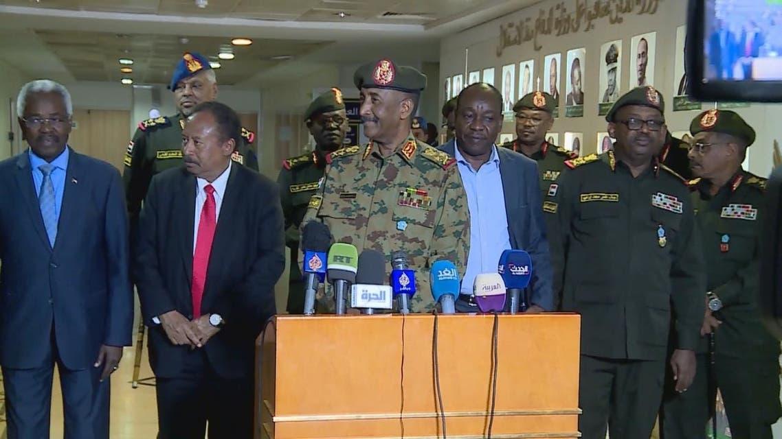 البرهان: العثور على أسلحة لا يملكها الجيش السوداني في مقر هيئة العمليات