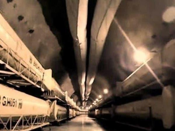 صور جديدة.. إيران تحضّر صواريخها تحت الأرض