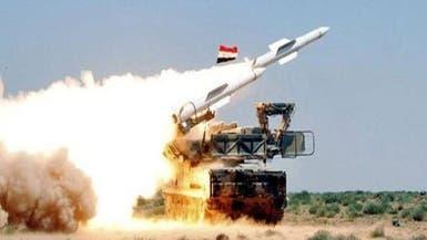 """مقتل 3 """"موالين لإيران"""" في قصف على مطار عسكري بسوريا"""
