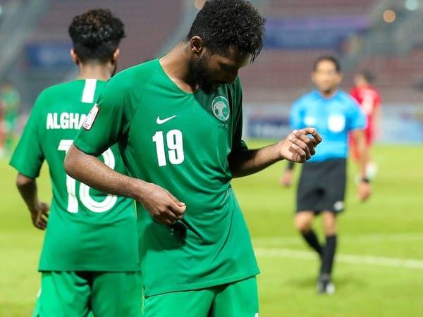 بهدف البريكان.. الأولمبي السعودي يهزم سوريا ويتأهل لملاقاة تايلاند