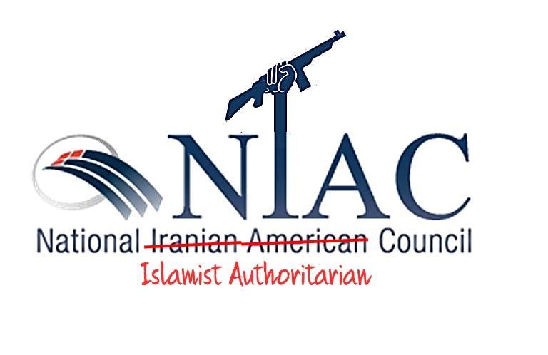 صورة تنتقد المجلس الأميركي الإيراني