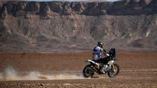 Quintanilla wins Dakar stage as emotional riders return after crash death