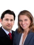 Aykan Erdemir and Brenna Knippen