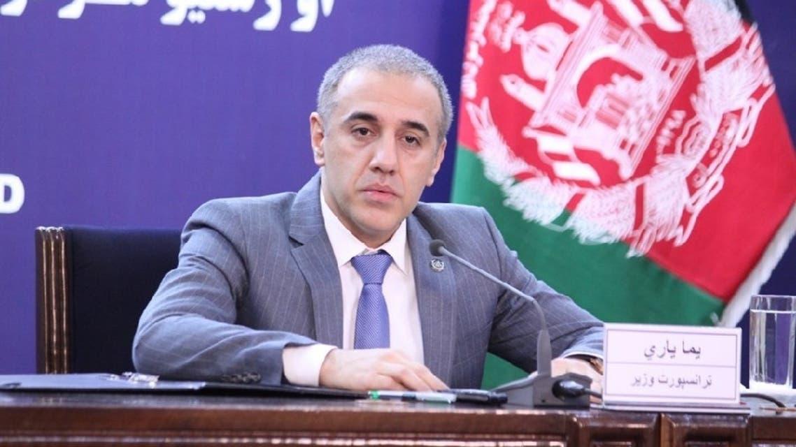 سرپرست وزارت ترانسپورت و هوانوردی ملکی افغانستان استعفا کرد
