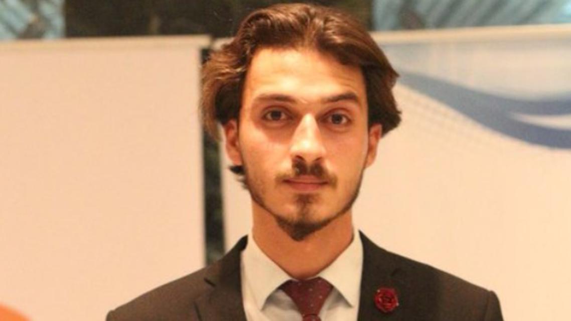 الناشط المدني عبد القاهر العاني
