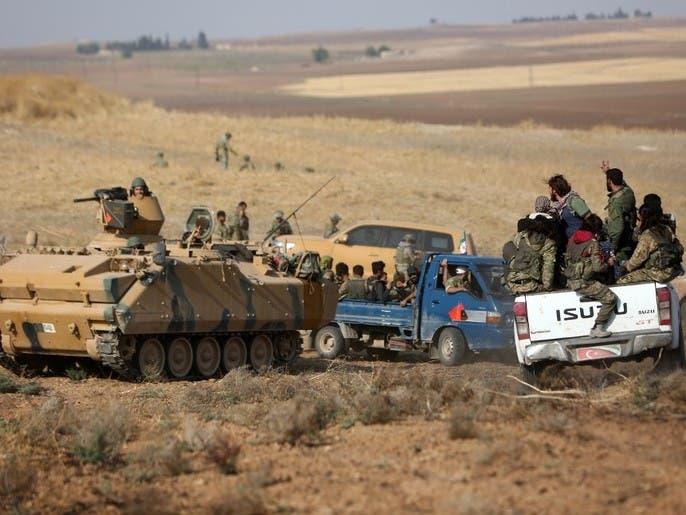 أتباع تركيا يعتدون على ممرض.. مظاهرات شمال سوريا
