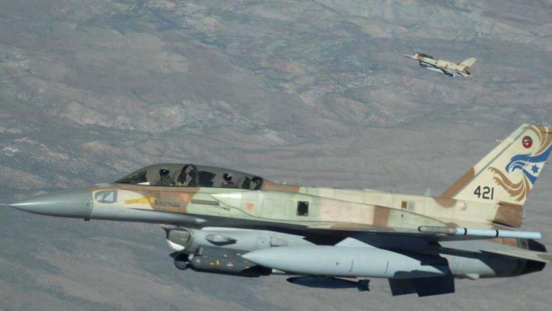 Israeli jetts