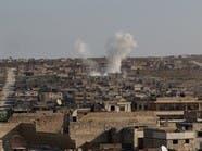 موسكو: مقتل 50 مسلحا و12 من قوات النظام السوري بإدلب