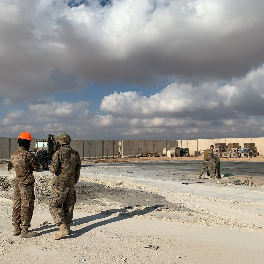 Rockets hit Iraq's Ain al-Asad base housing US forces, no casualties: US coalition