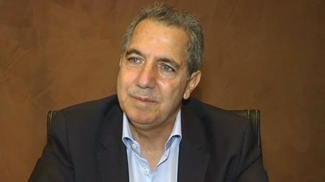 Lebanese economist Ghazi Wazni. (Reuters/Screengrab)
